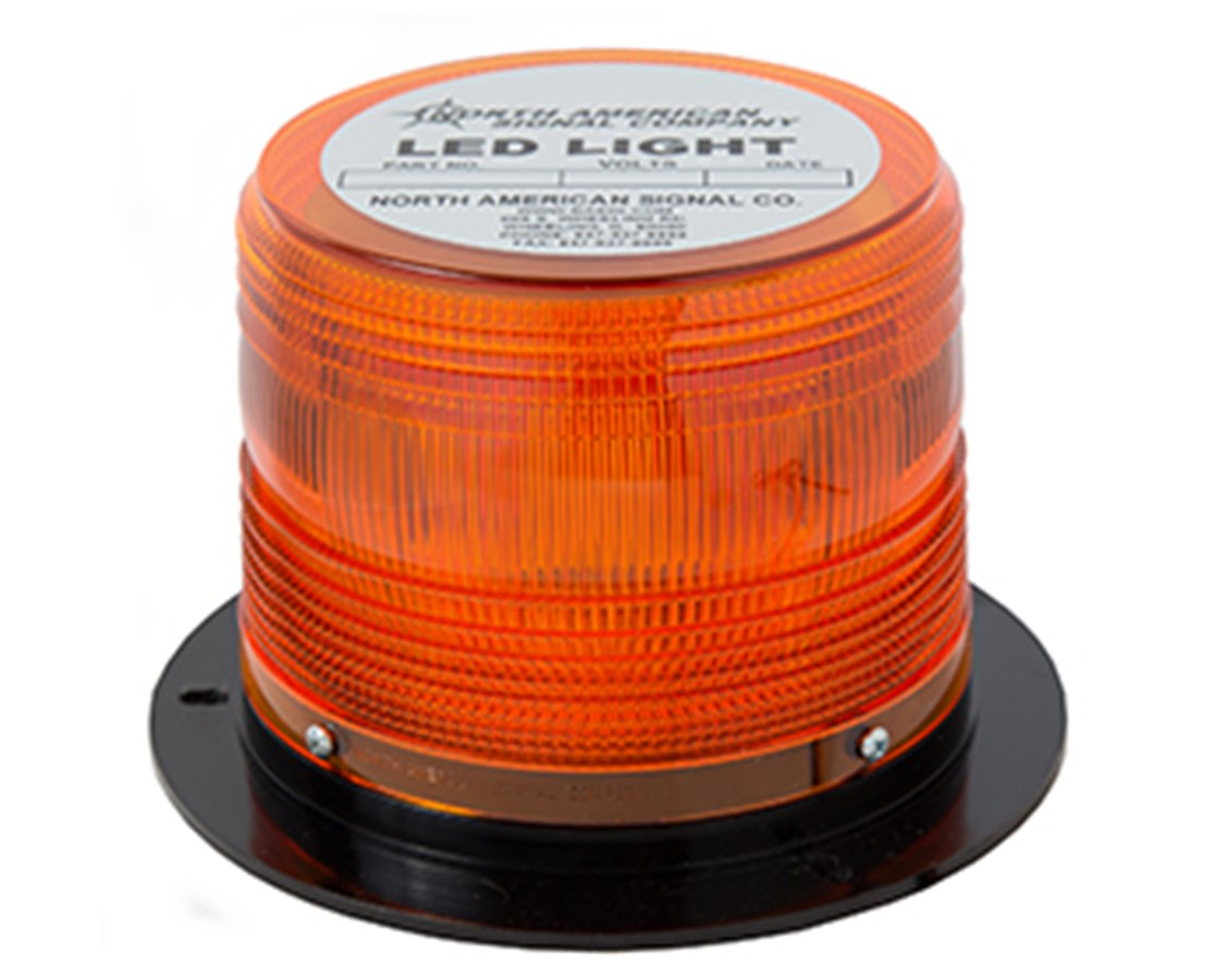 North American 625 Series 360-Degree High Power LED Warning Light