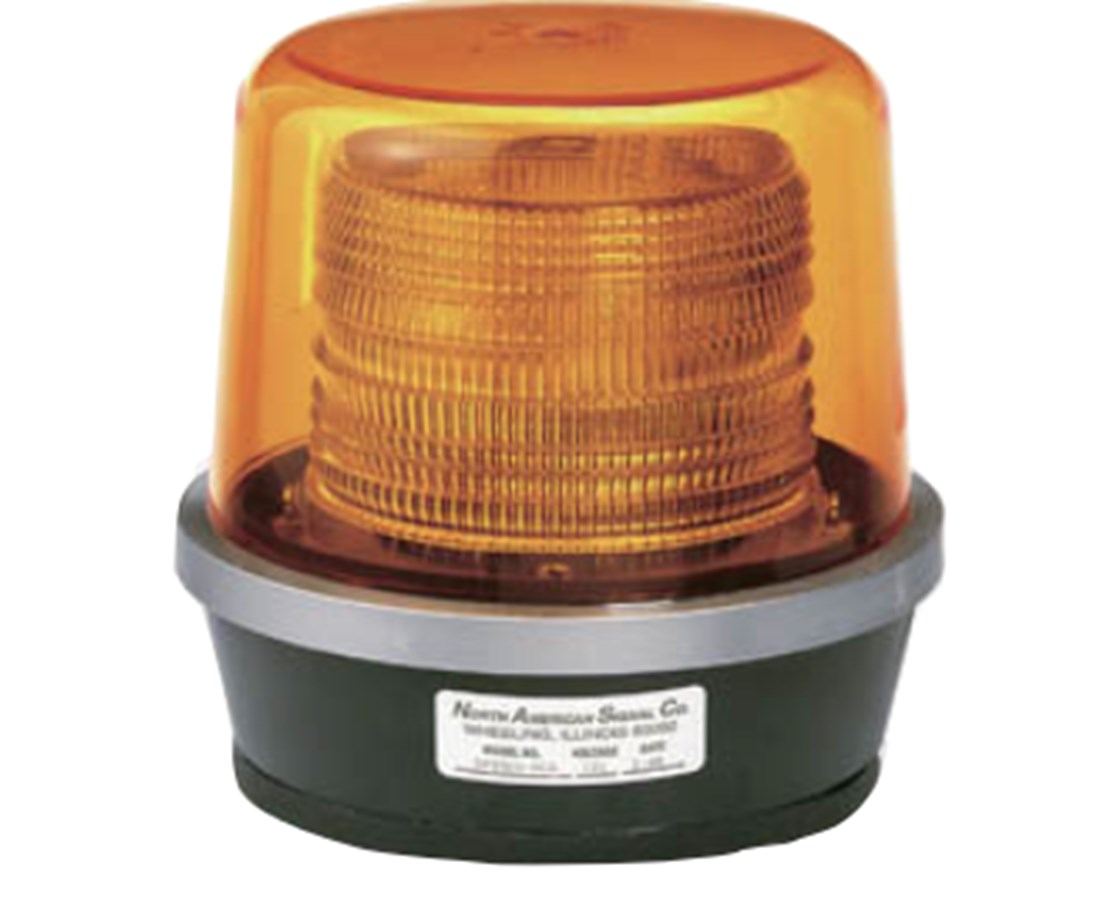 North American 900/950 Series Strobe Warning Light