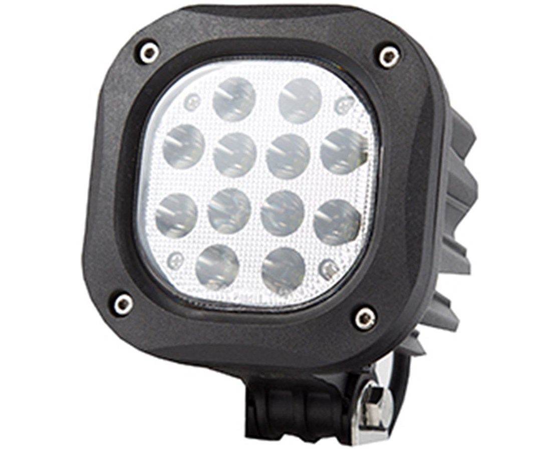 North American Square High Power LED Work Light