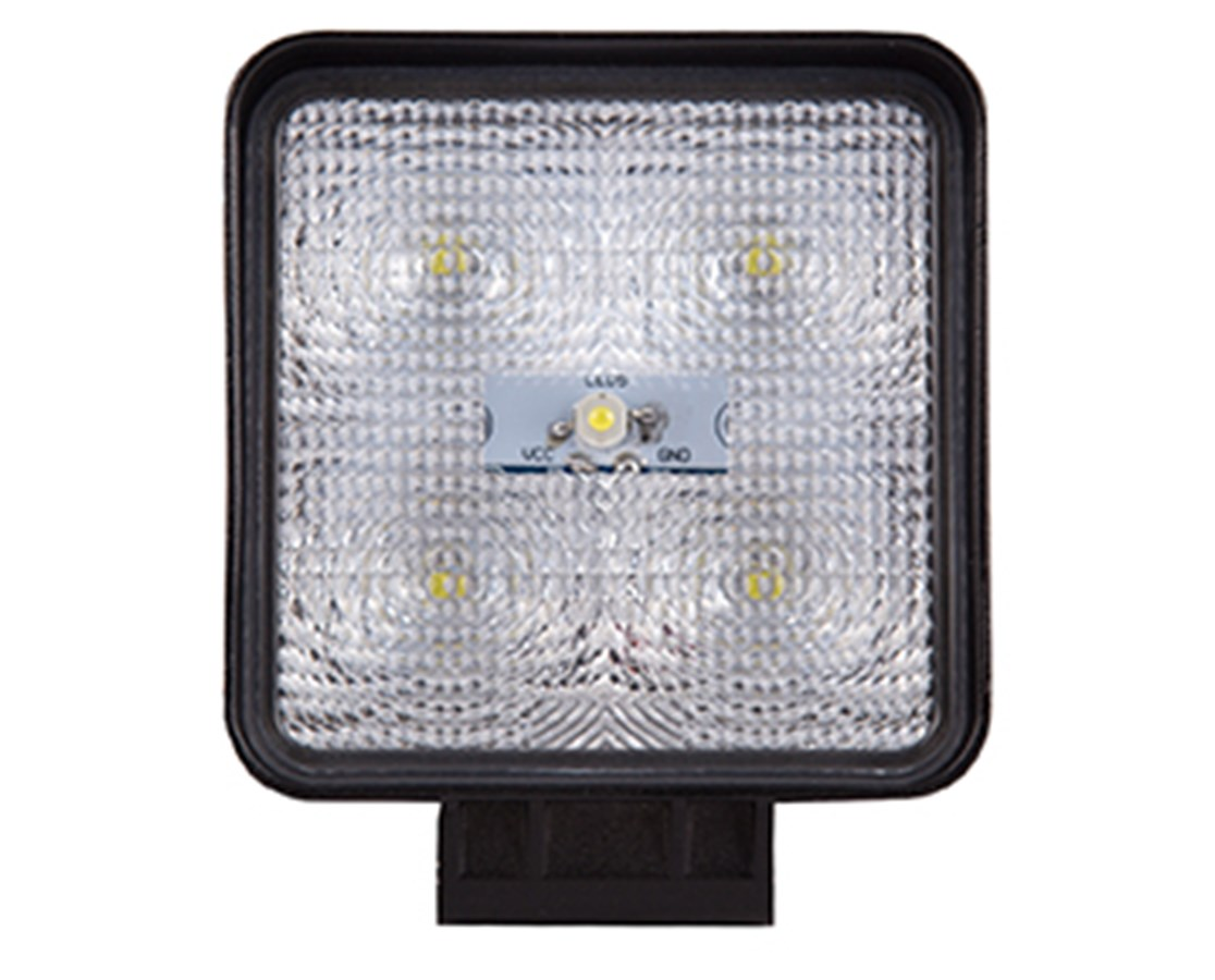 North American Square Economy LED Work Light