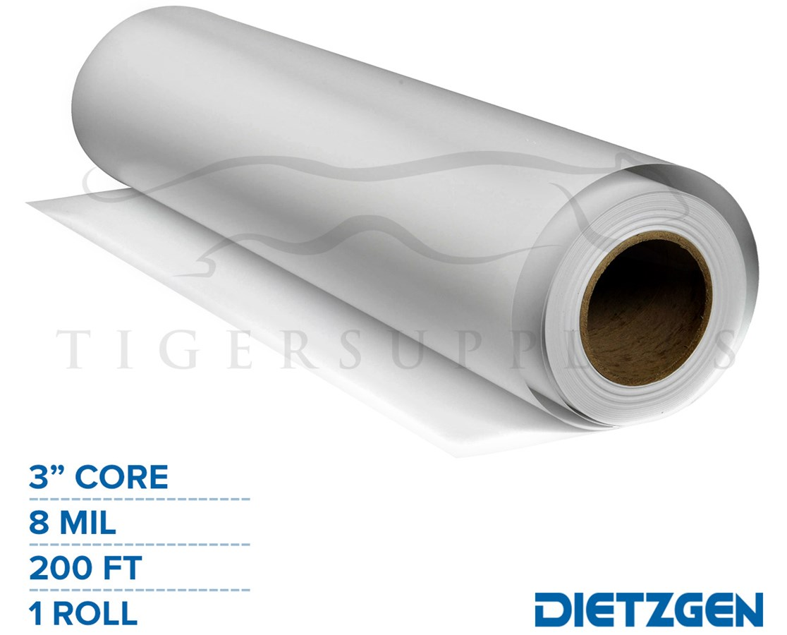 "Dietzgen Satin MP Photo Paper, 8 mil, 3"" Core, 200ft. Roll PAPD79124E-C-"