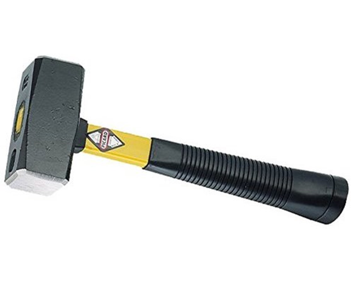 Picard Face Ground Mining Sledge w/ Fiberglass Handle PIC0032400-1000-
