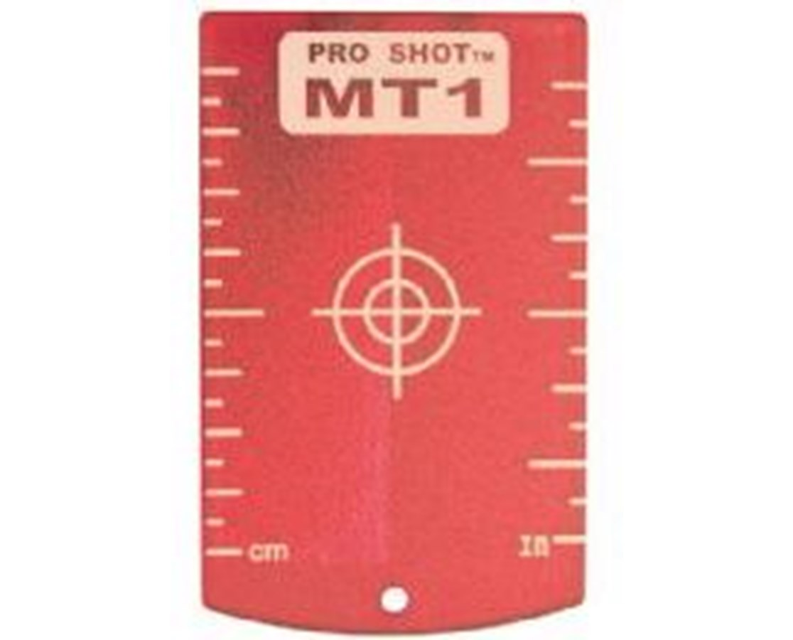 MT1 Magnetic Laser Ceiling Target for Pro Shot Lasers PRO030-1000