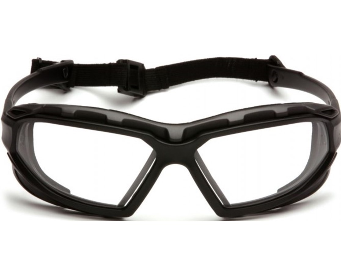 Pyramex Highlander Plus Safety Glasses (12-Pack) PYRSBG5010DT-