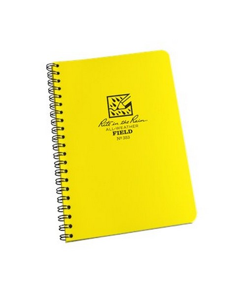 "All Weather Writing Field Book (4⅝"" x 7"") S Rit353"