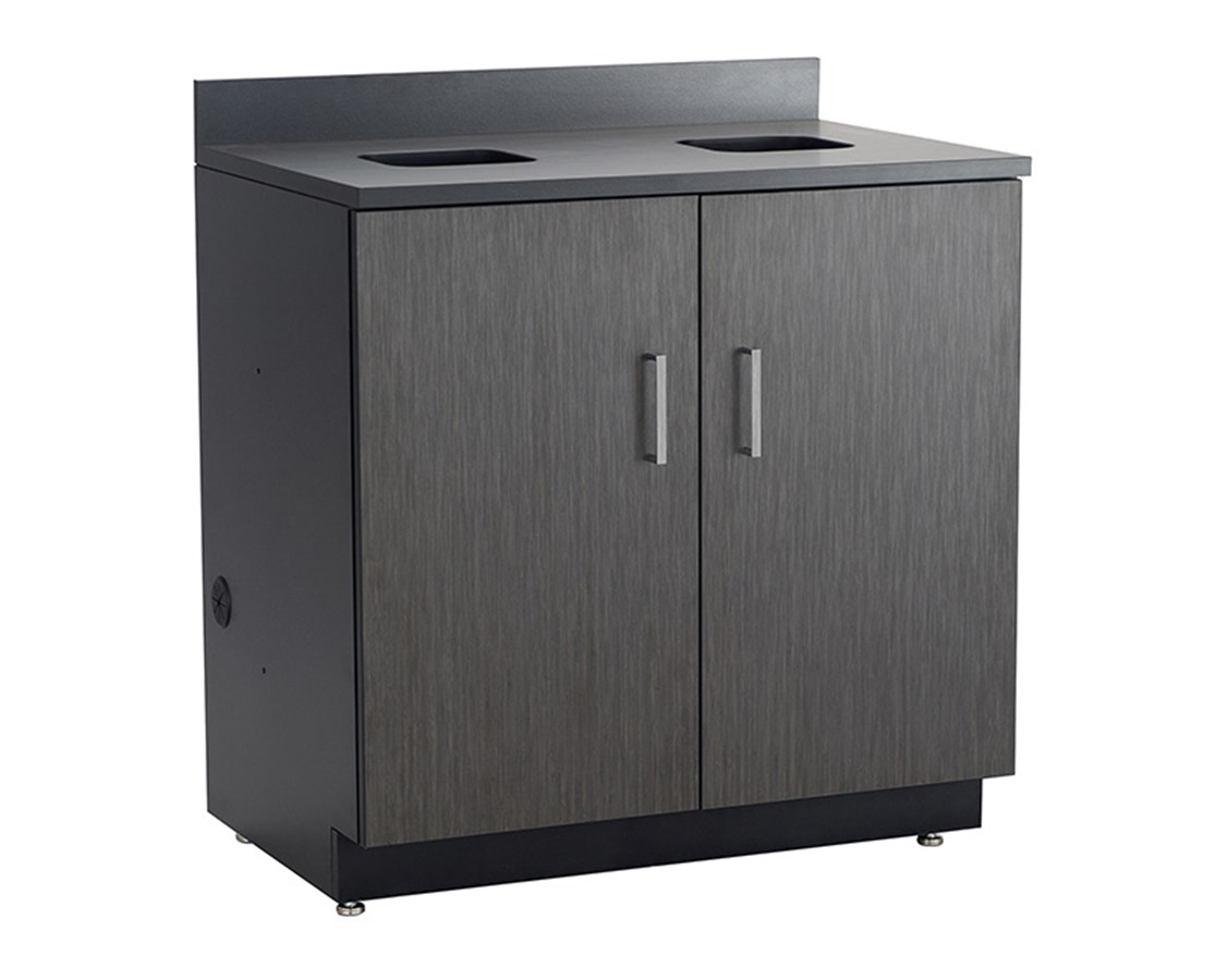 Safco hospitality waste receptacle base cabinet tiger supplies safco hospitality waste receptacle base cabinet malvernweather Choice Image