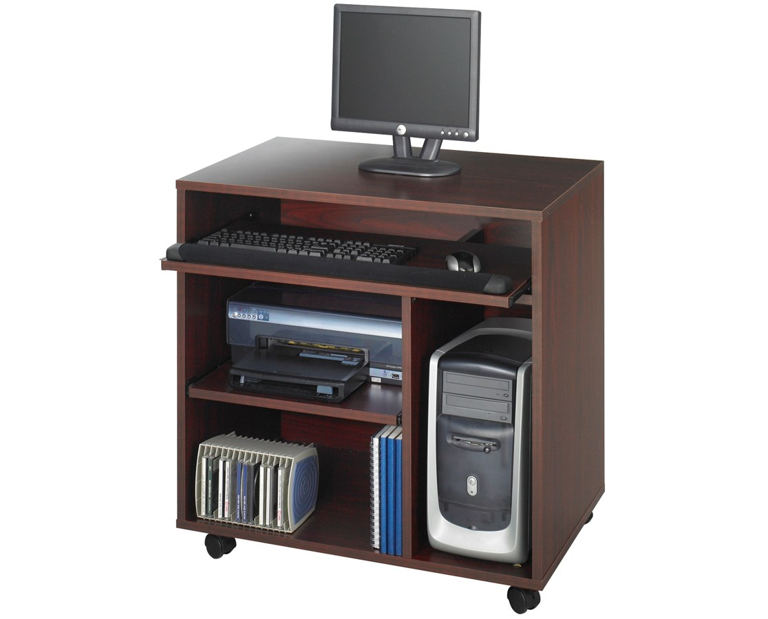 Safco Ready-to-Use Computer Workstation SAF1901MH