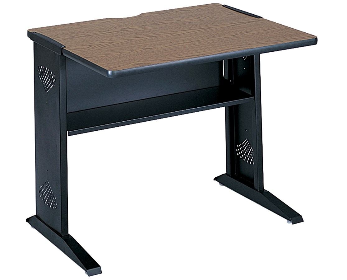 Safco Reversible Top Computer Desk SAF193