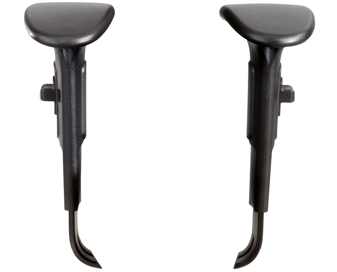 Adjustable Width Arm Kit for Safco Alday/Vue Drafting Chair (Set of 2)