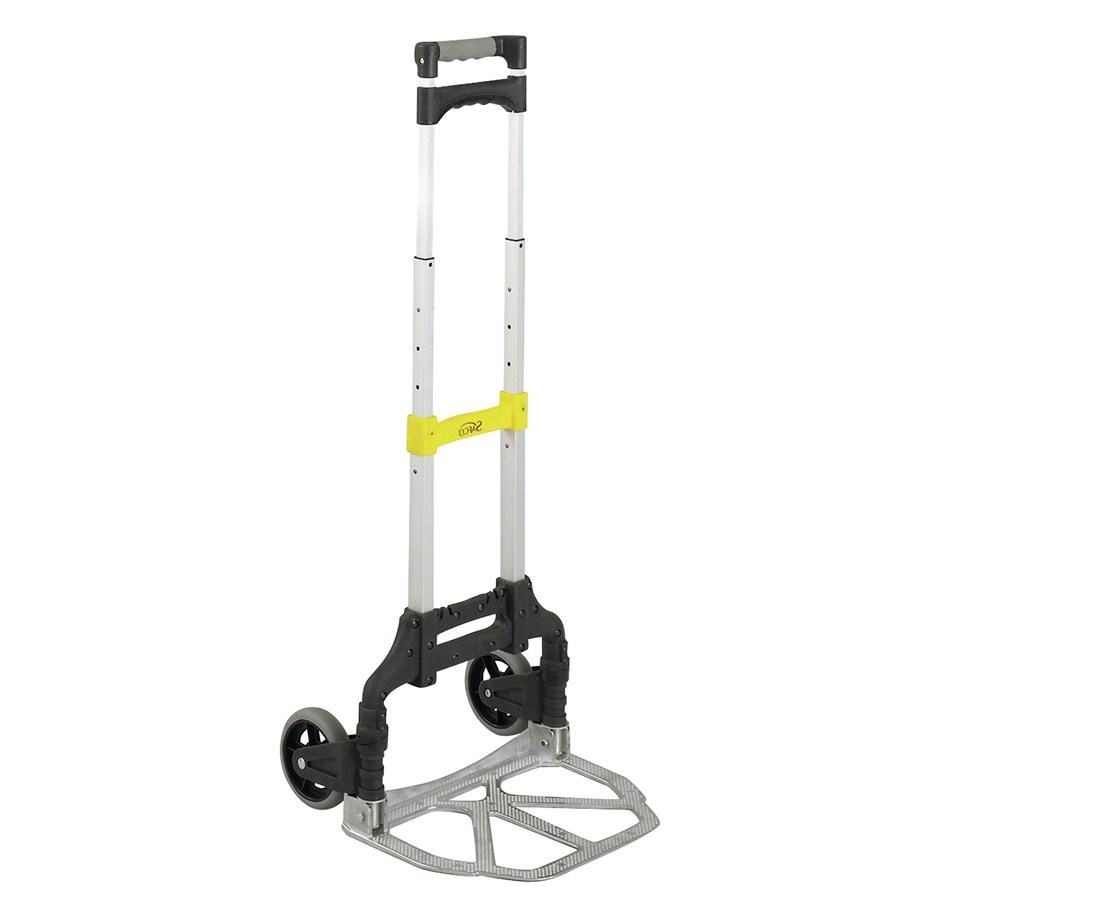 4049NC Safco Stow and Go 110 lb Capacity Folding Hand Truck