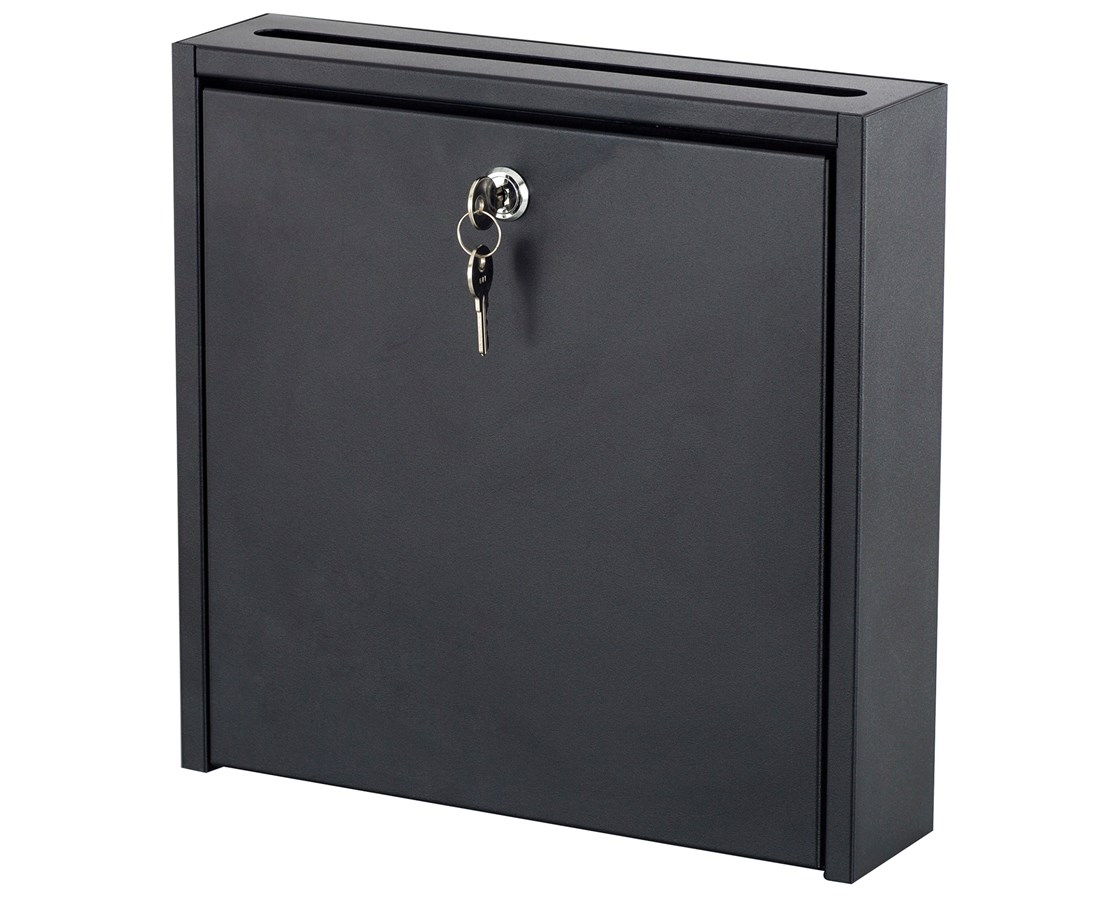 Safco Wall-Mounted Interoffice Mailbox with Lock SAF4258BL-