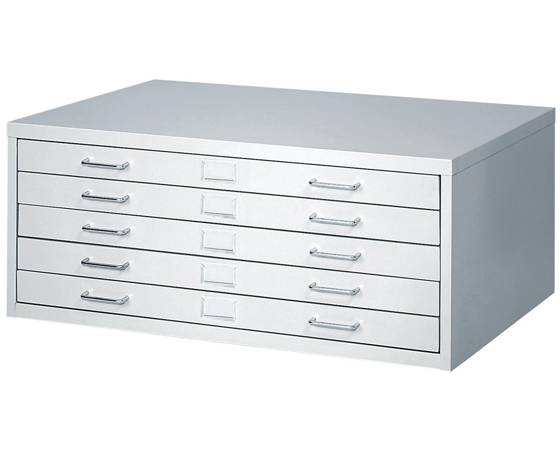 Safco Facil Steel Flat File