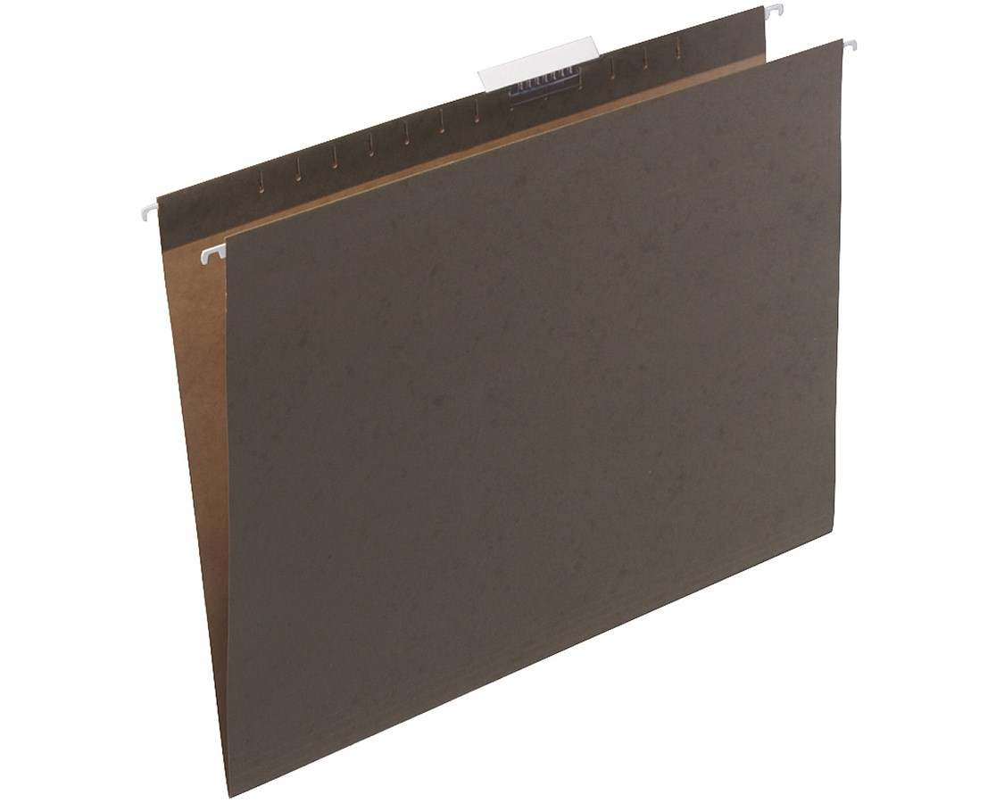 Safco Hanging File Folders (Qty. 25) SAF5038
