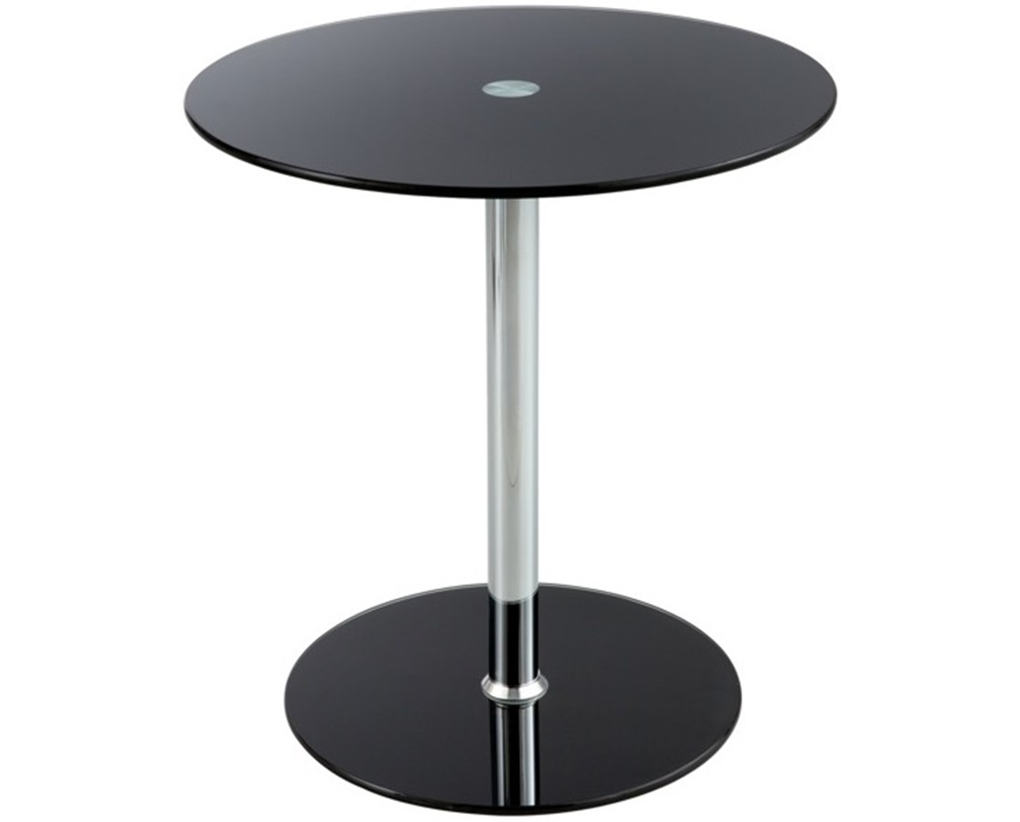 Safco Glass Accent Table