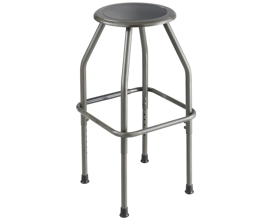 Safco Diesel Adjustable Height Stool