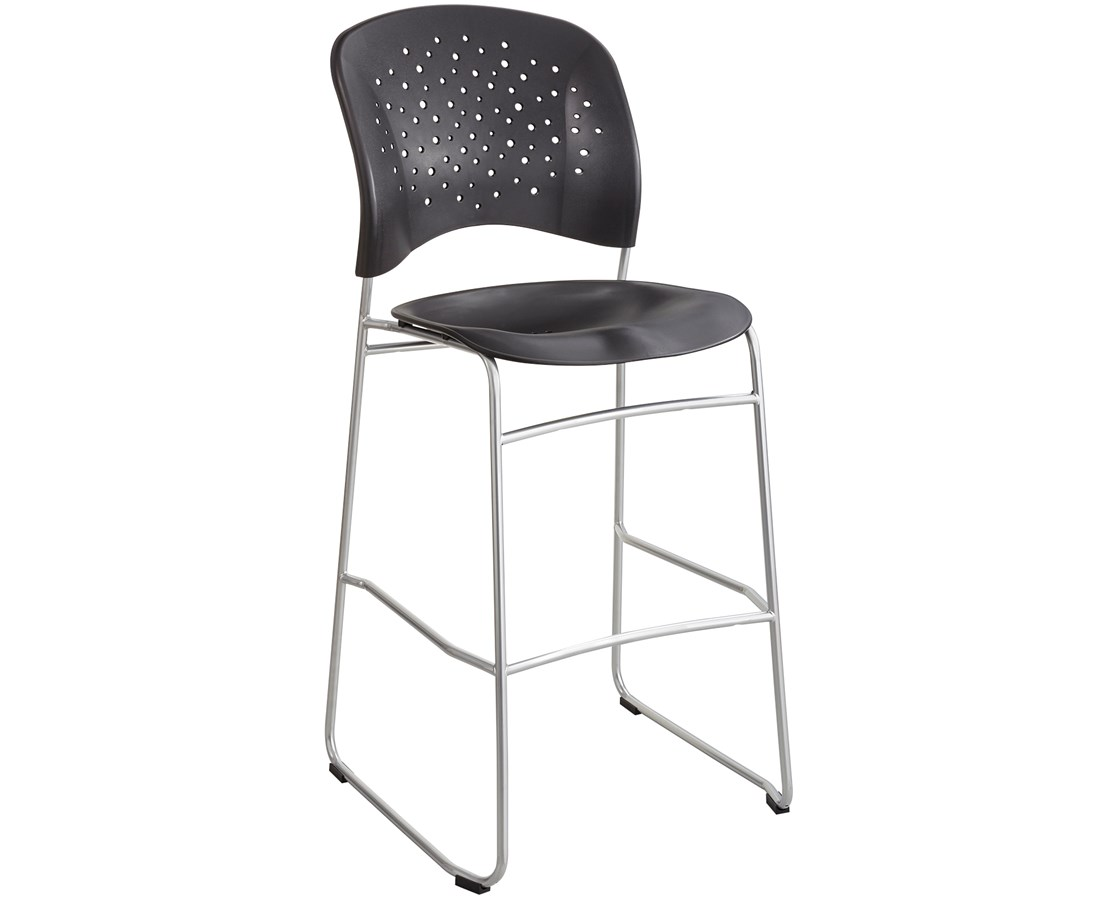 Safco Reve Bistro-Height Chair SAF6806BL-