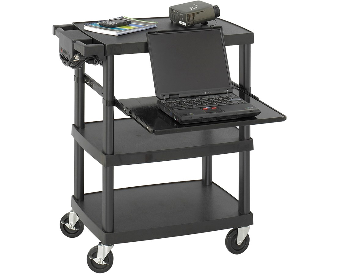 Safco Multimedia Projector Cart