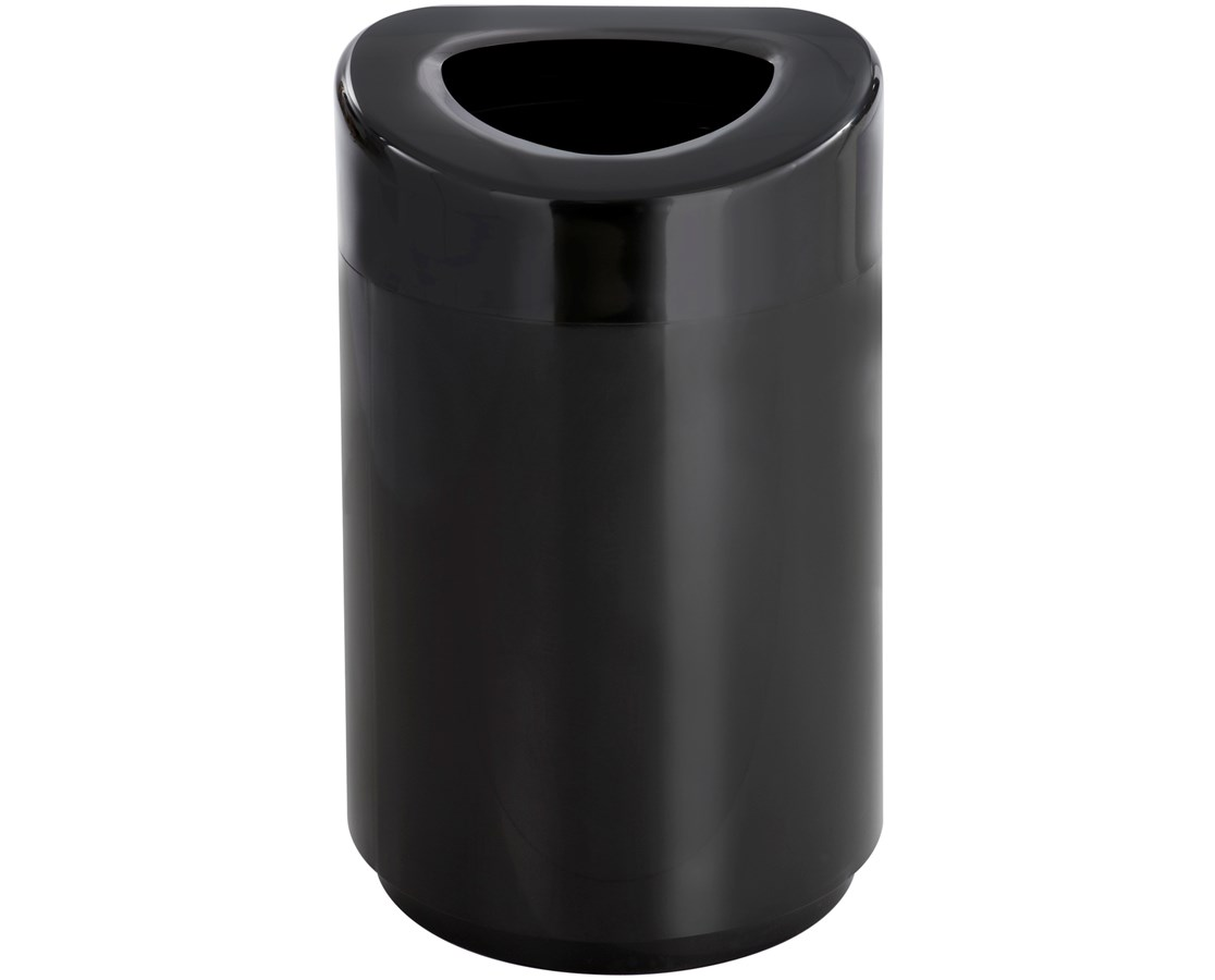 Safco Open Top Receptacle SAF9921BL-