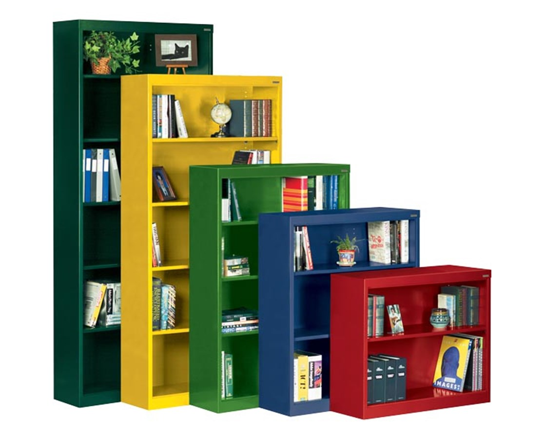Sandusky Lee Elite Welded Bookcase SANBA10341230-01