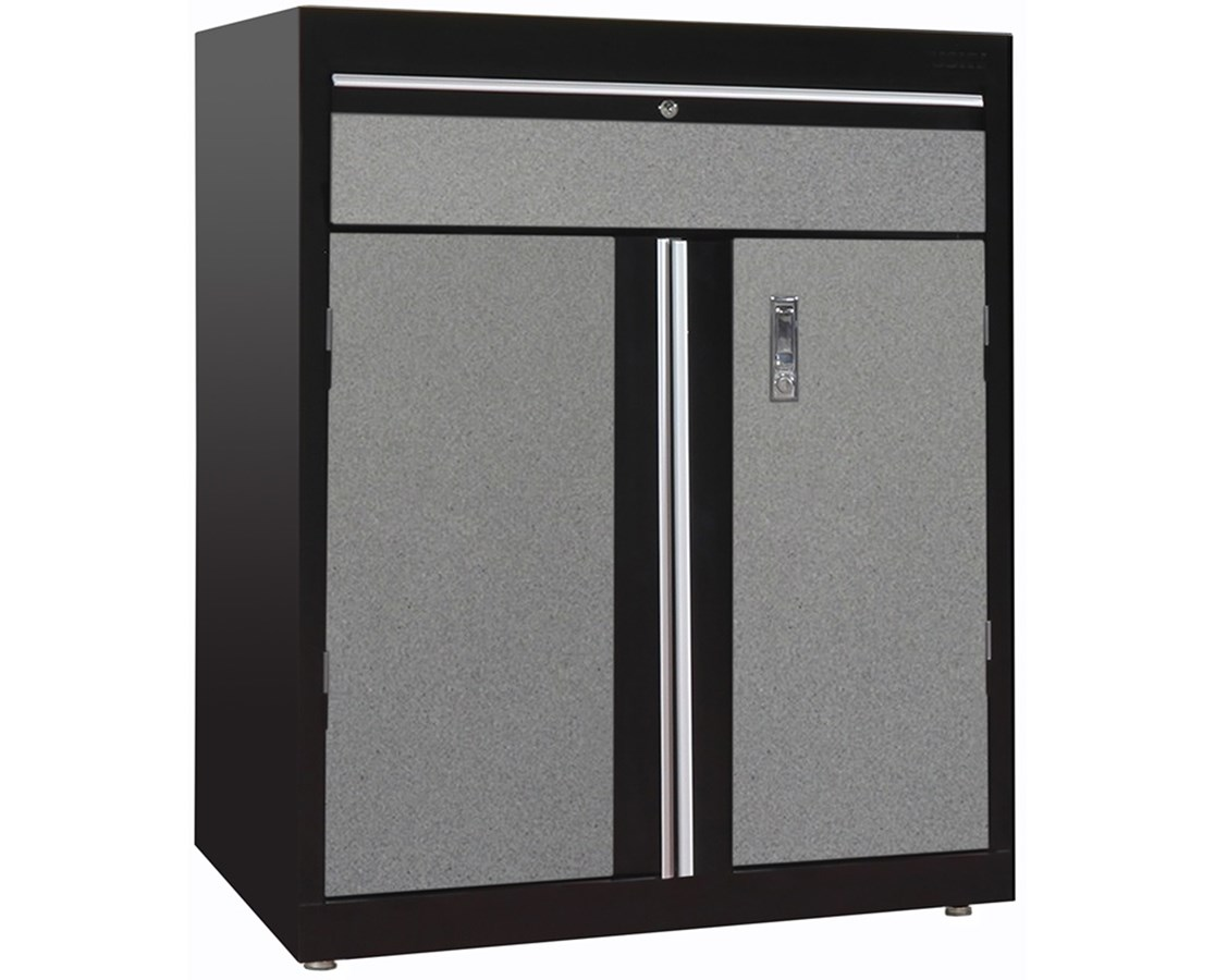 Sandusky Lee Modular Base Cabinet with Drawer SANGADF301836