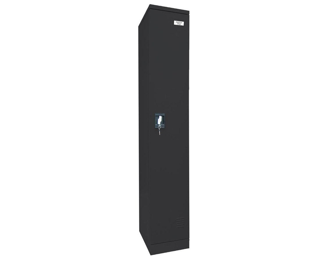 Sandusky Lee Snap-It Locker SANKDCL7212-1-BLK-
