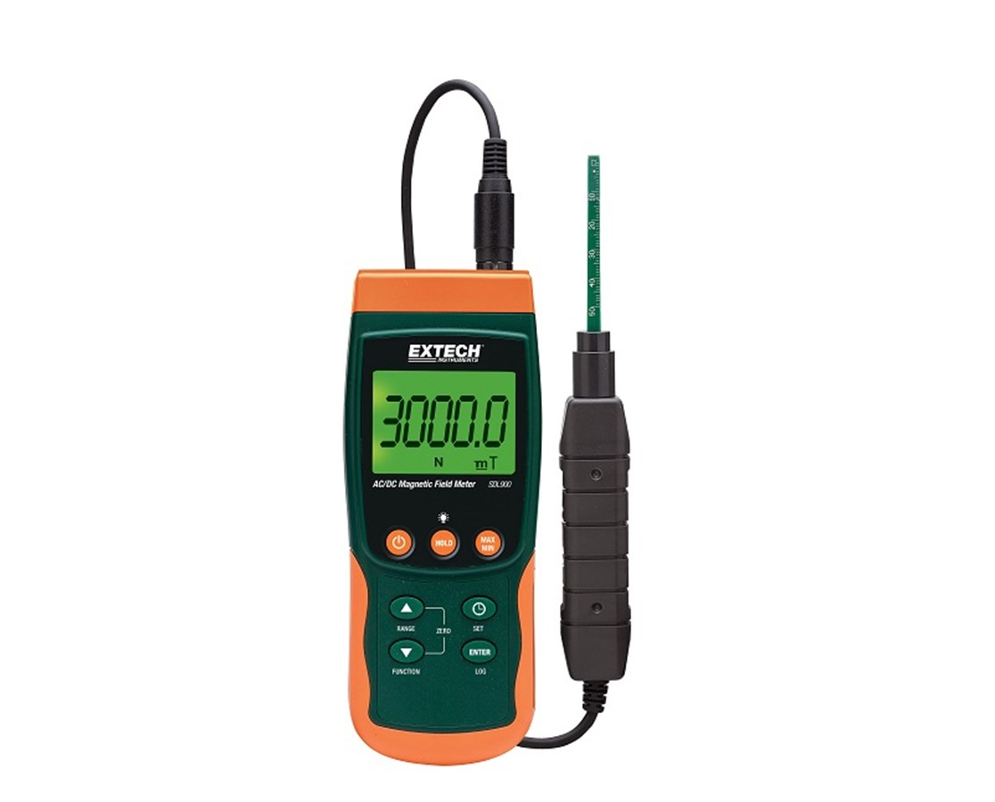 Extech AC/DC Magnetic Field Meter/Datalogger SDL900