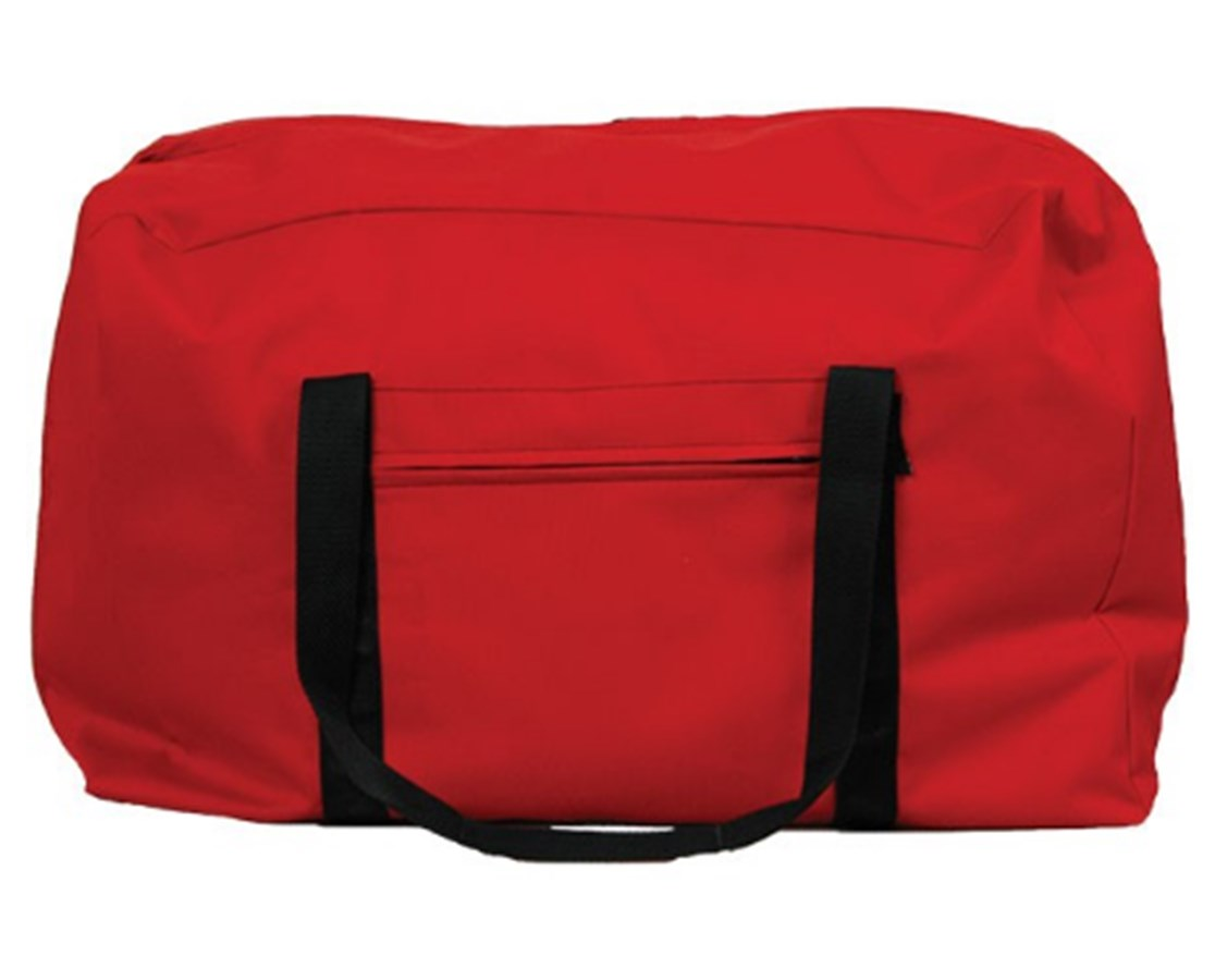 Seco Large Red Turnout Bag SEC8840-00-RED