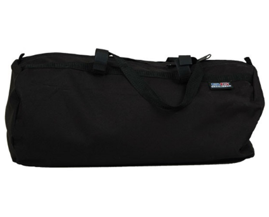 Seco Duffel Bag with Loops SEC8842-00-BLK