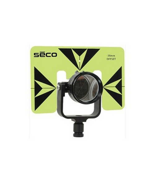 Seco Rear Locking 62 mm Premier Prism Assembly w/ 6 x 9 in Target SECO6402