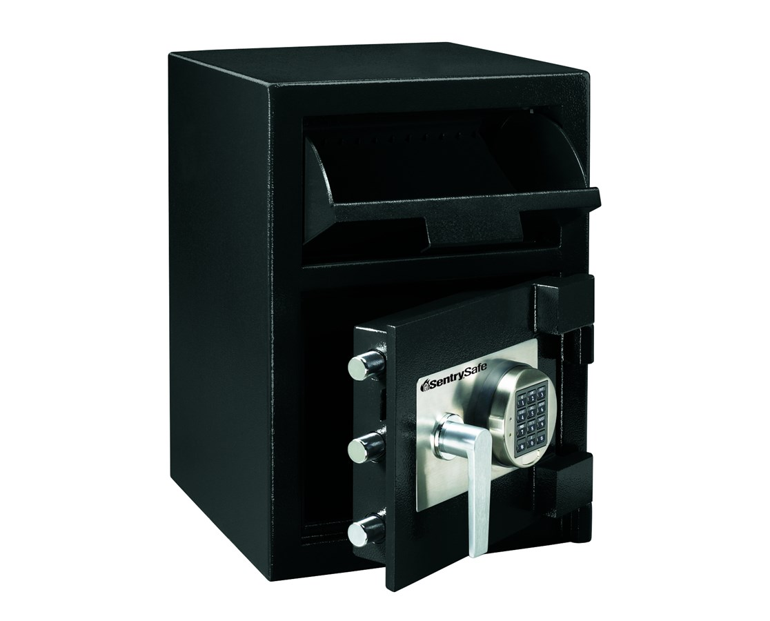 Sentrysafe Depository Safe With Digital Lock Dh 074e Tiger