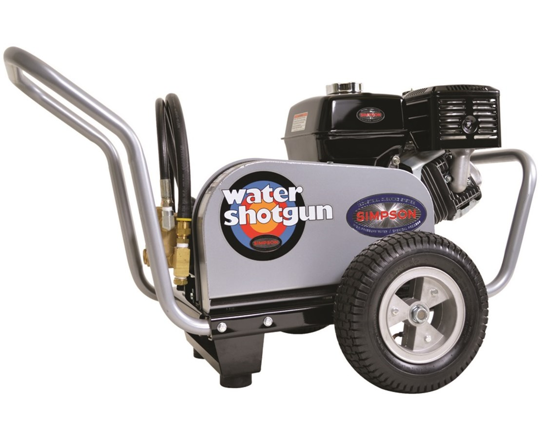 Simpson Water Shotgun Power Washer Series SIM60248-