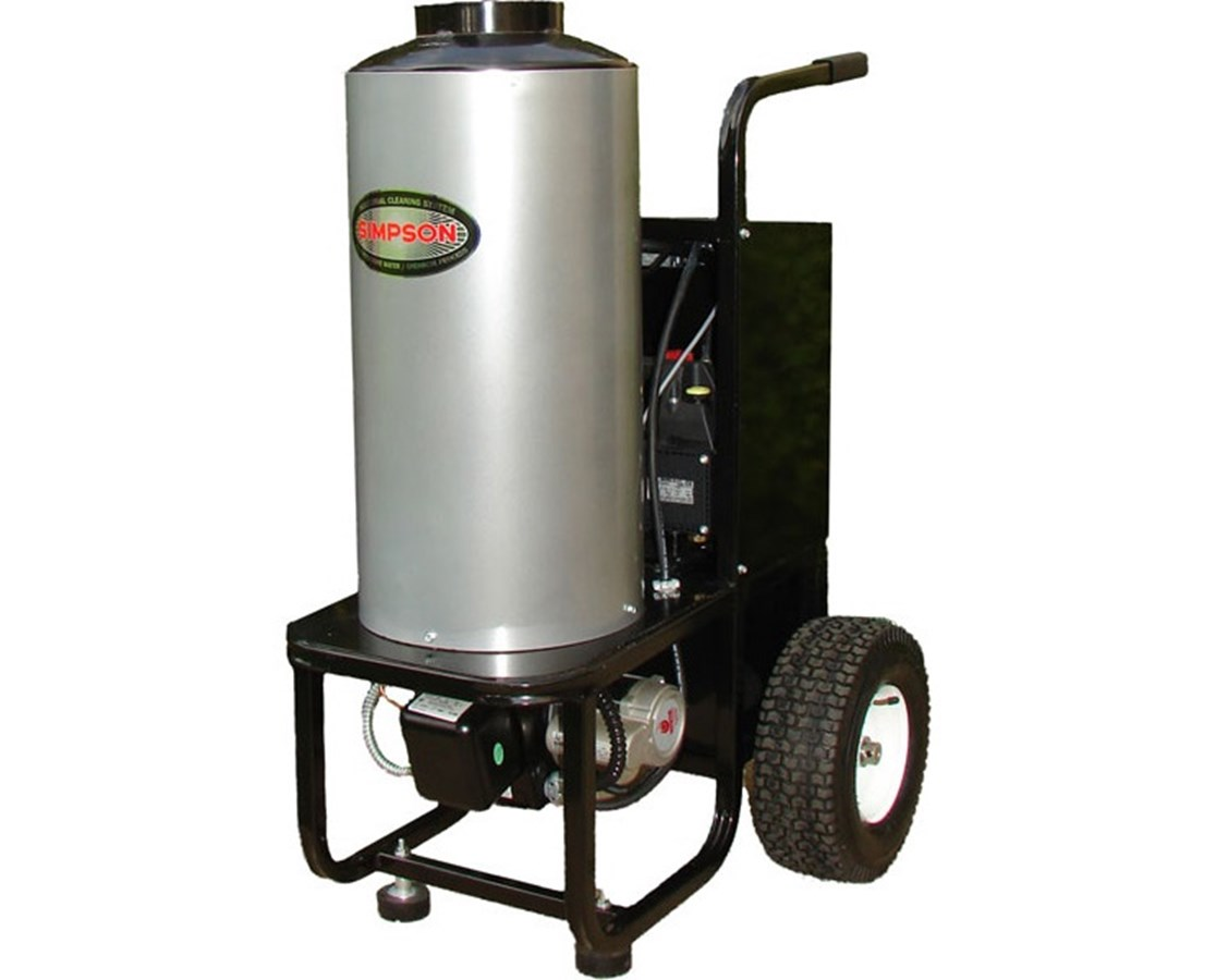 Simpson Vertical Hot Water Power Washer Series SIM60363-