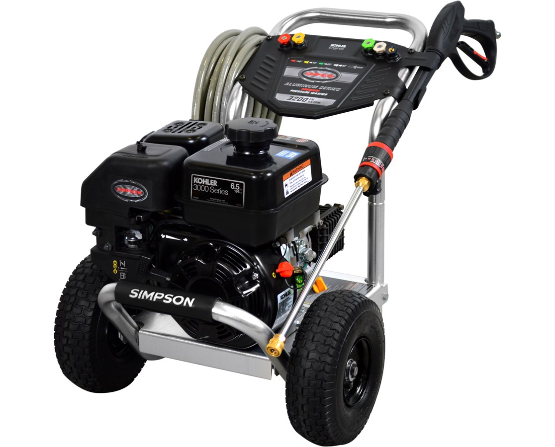 Simpson Aluminum Commercial Power Washer Series SIM60686-