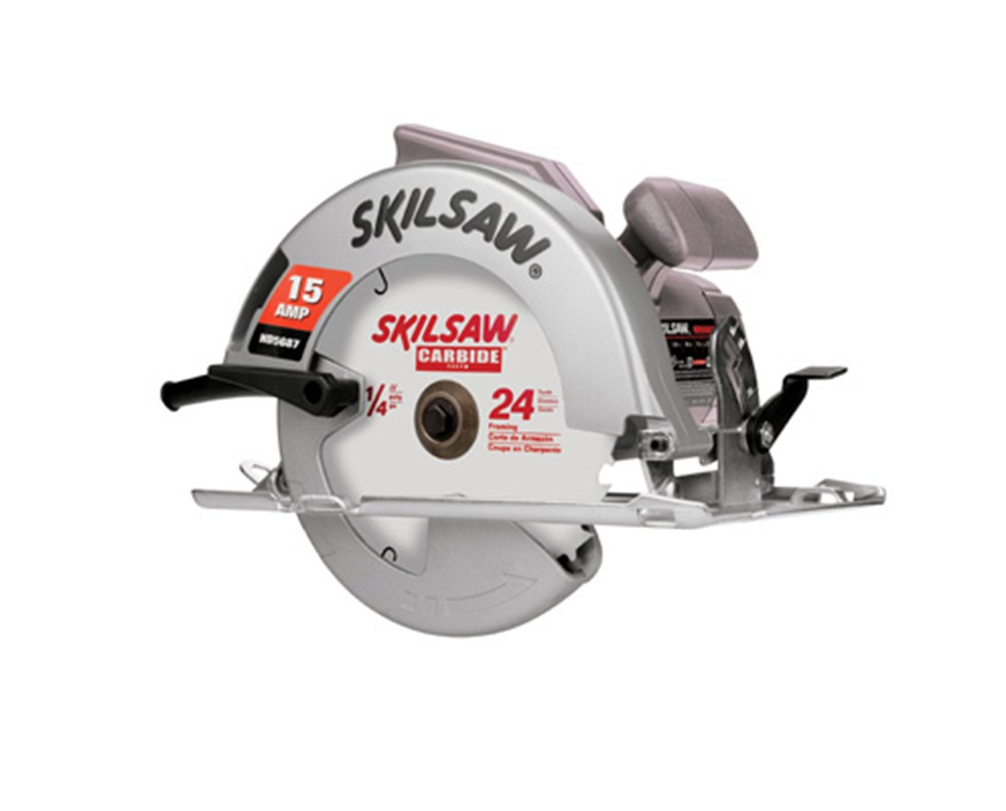"Skil HD5687-01 7-1/4"" Skilsaw 15 Amp with Spindle Lock SKIHD5687-01"