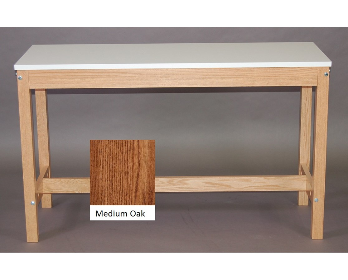 SMI Drafting Reference Table Medium Oak M1836 28RF