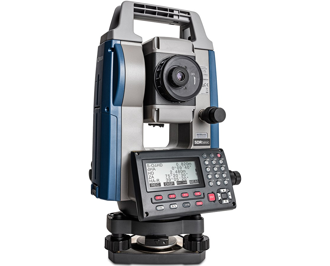 Sokkia iM-50 Series Reflectorless Total Station SOK1023563-03-