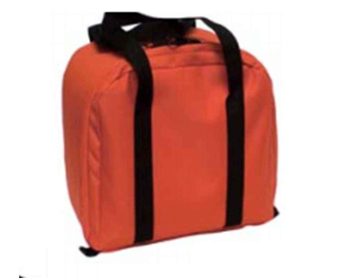 Sokkia 801070 Heavy Duty Single Prism Bag - Orange SOK801070