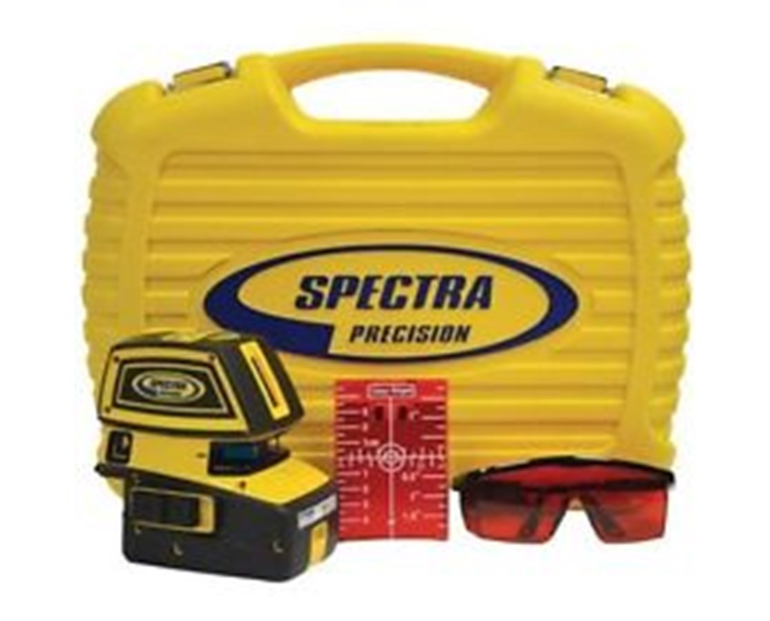 Carrying Case for Spectra LT52 Line Laser