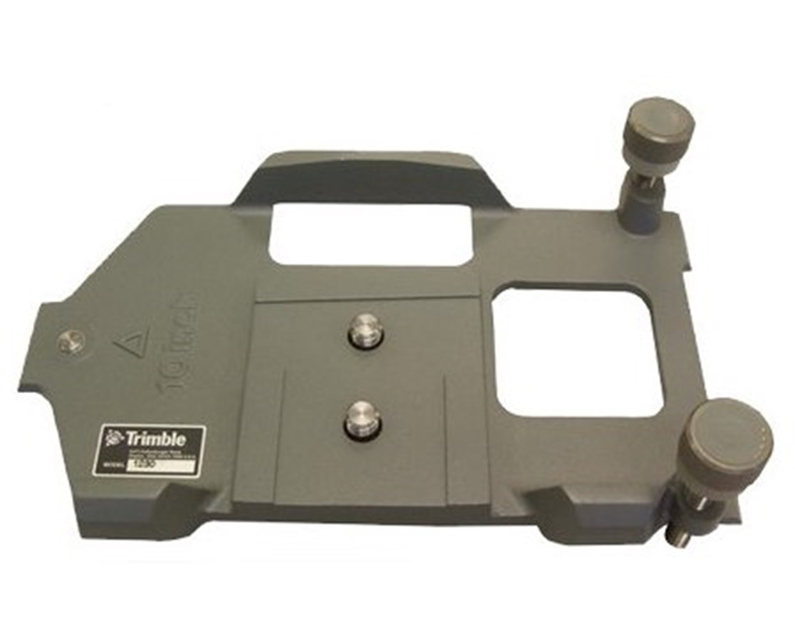 Spectra Invert Plate, Inches with Leveling Foot Kit for Pipe Lasers SPE1230