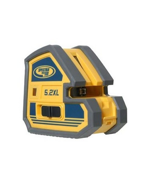 Spectra Precision 5.2XL Multi-Purpose 5 Point & CrossLine Laser SPE5.2XL