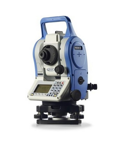 Spectra Focus 6+ Reflectorless Total Station HNA33280