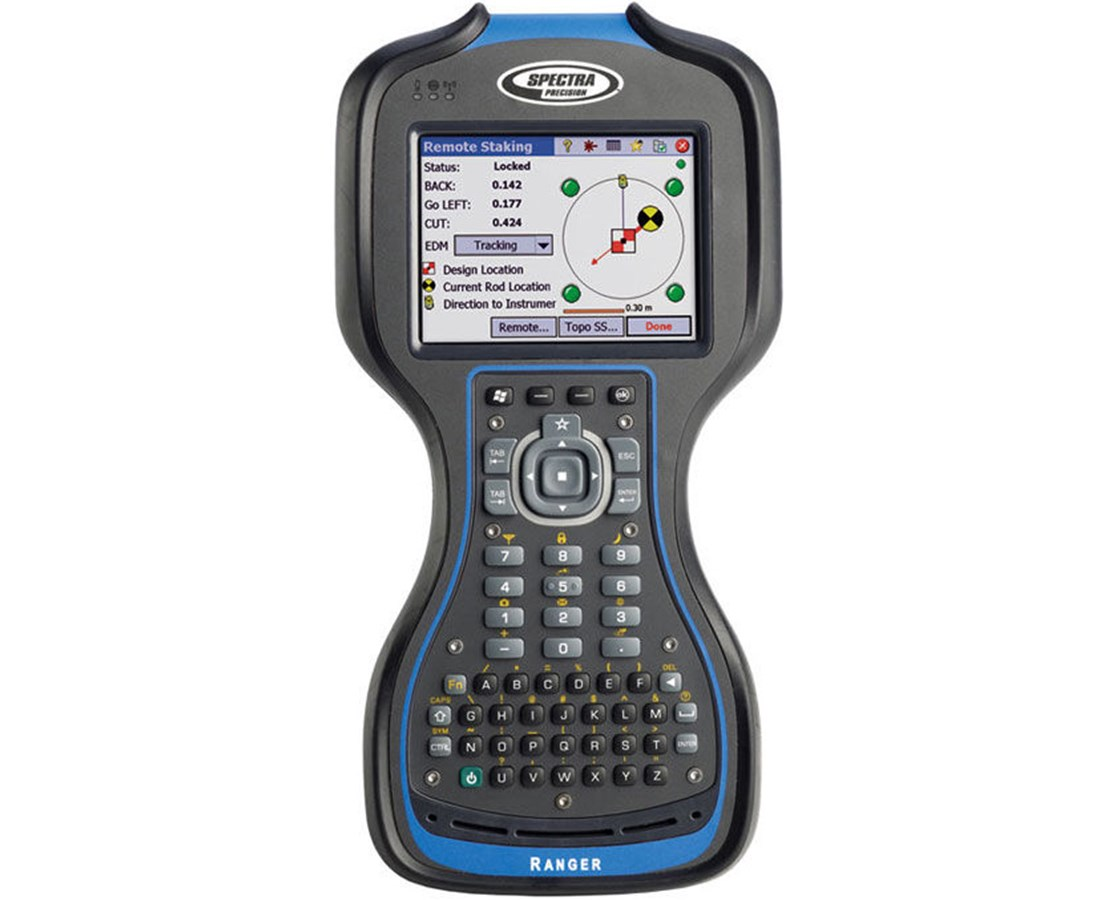 Spectra Ranger 3XR Handheld Surveying Data Collector RG3-M11-002