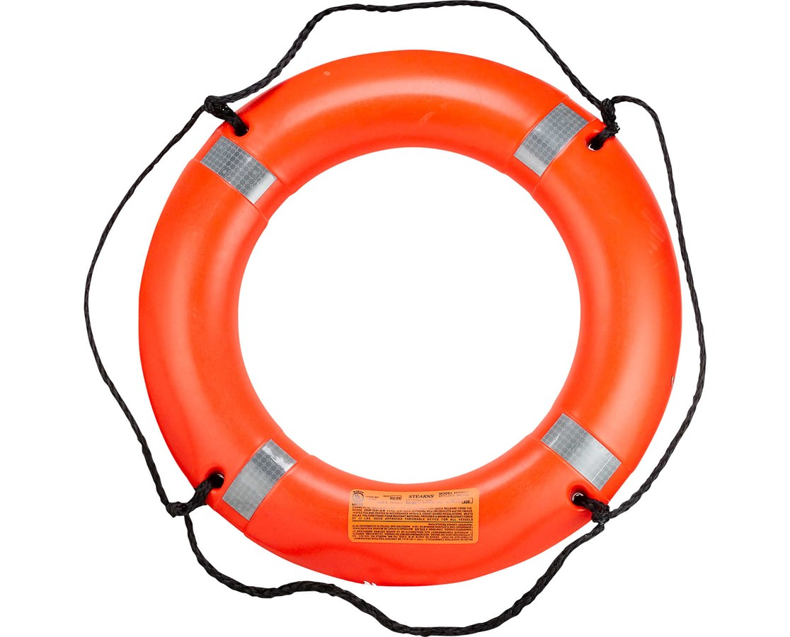 "Type IV 30"" Industrial Ring Buoy STE2000005618-COPY"