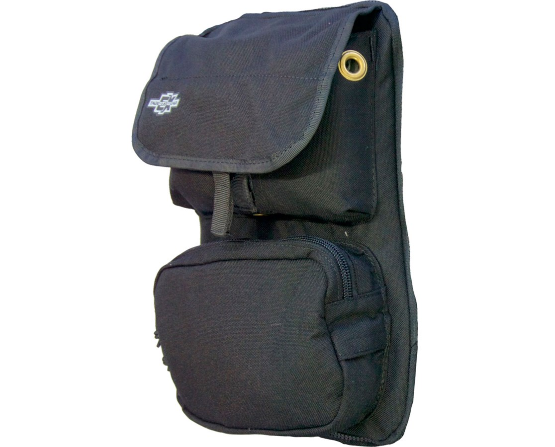 Front Cover with Pockets for Tablet Ex Gear Ruxton Standard Chest Pack TABFC-Poc-B-S1017