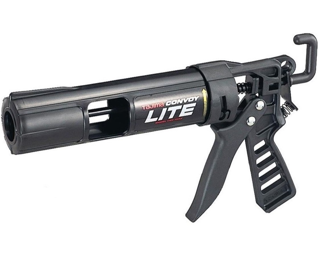 Tajima 1/10 Gallon Convoy Lite Ultra-Light Caulk Gun