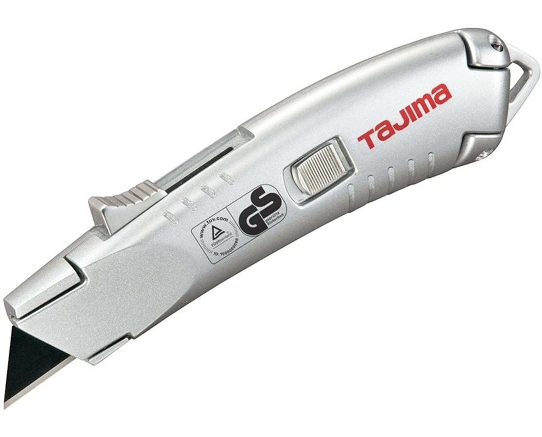 Tajima One-Piece Self-Retracting VR-Safety Knife