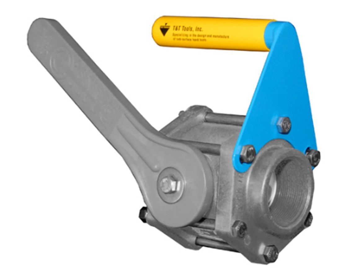 T&T Ball Valve Handle TATBVH2-4-