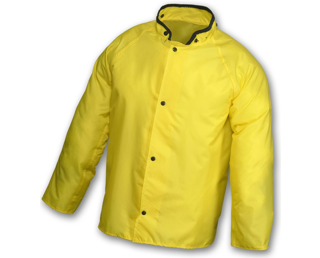 Breathable Yellow Jacket Storm Fly Front and Hood Snaps TINJ21207