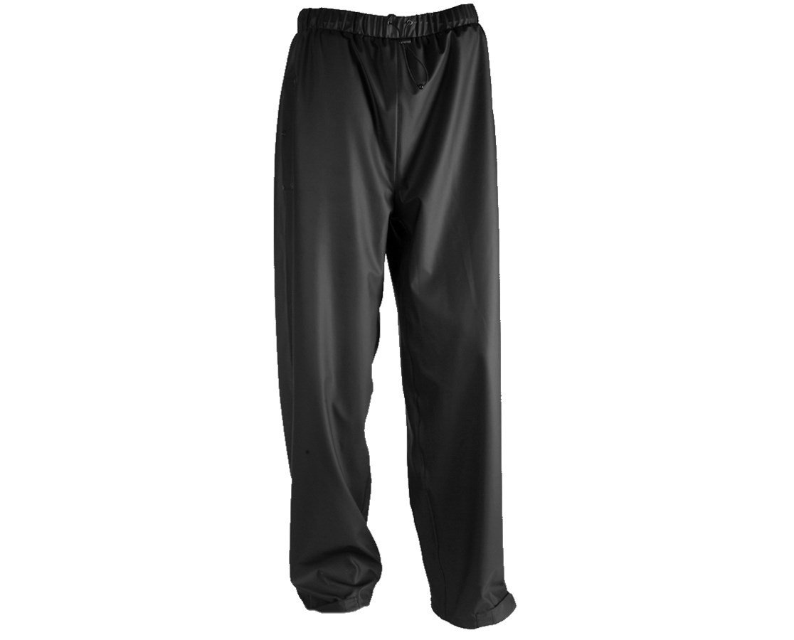 Black Pants - Plain Front - Retail Packaged TINP67013