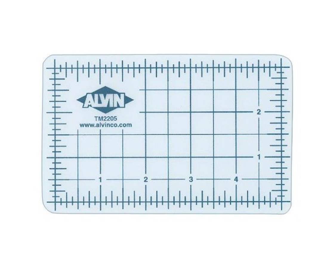 Alvin TM Series Translucent Cutting Mat TM22050